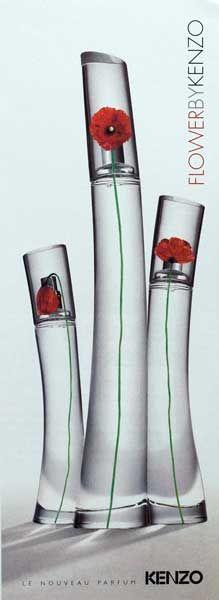 By Flower 2000 2001De Sent Du Parfum KenzoCa Kenzo Publicité NOv0wm8n