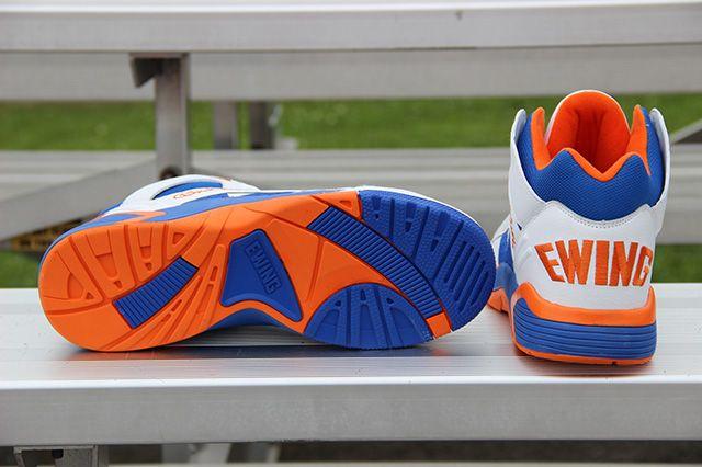 FIRST LOOK: EWING ATHLETICS WRAP | Sneaker Freaker