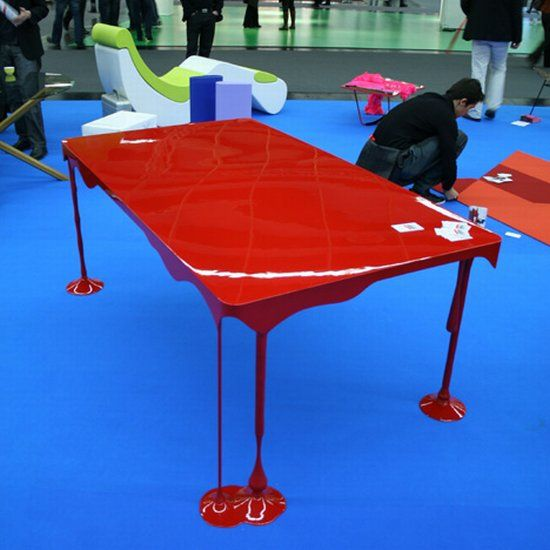 Blood table