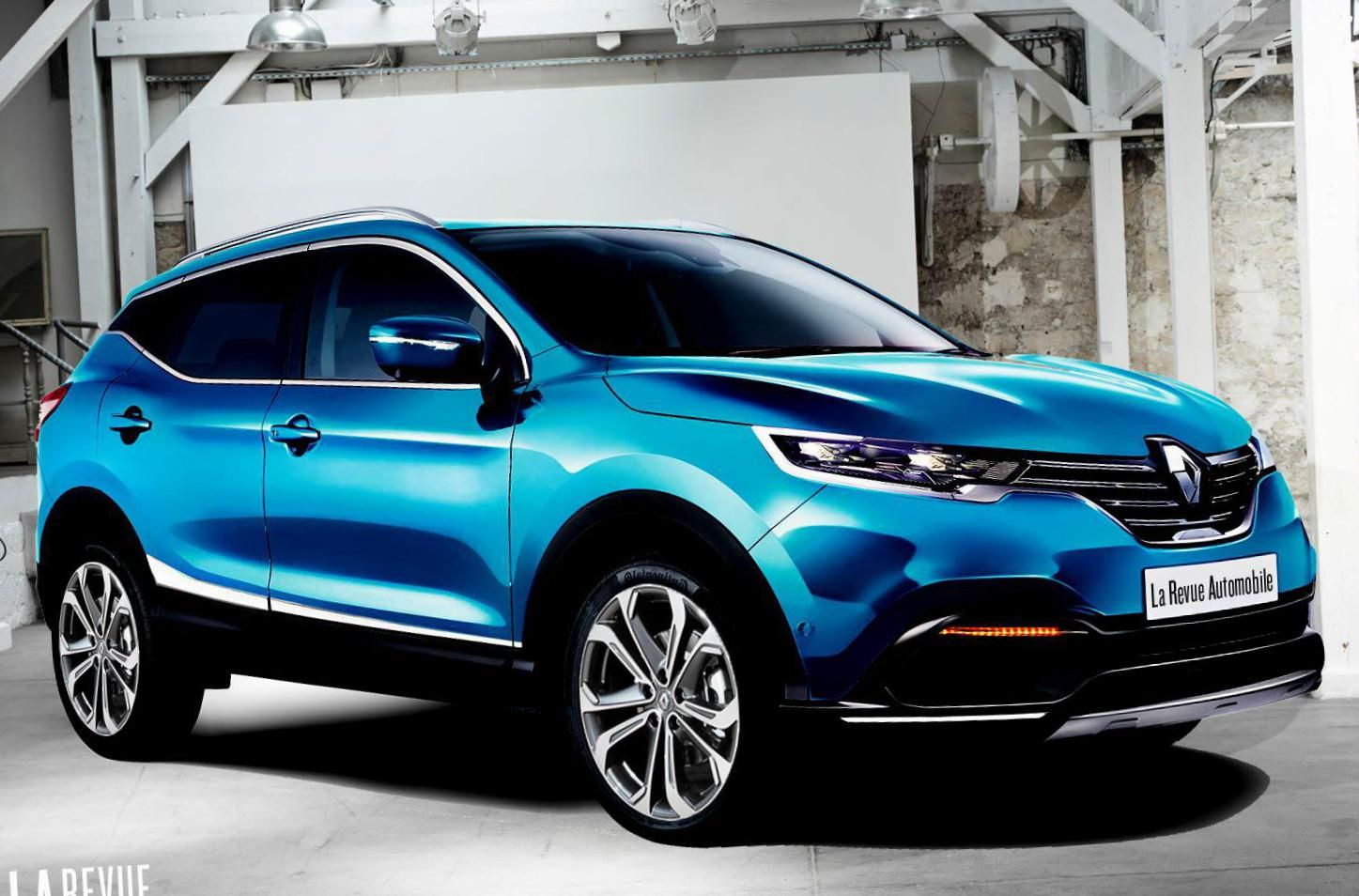 Renault Kadjar Tuning Http Autotras Com Car Renault New Renault