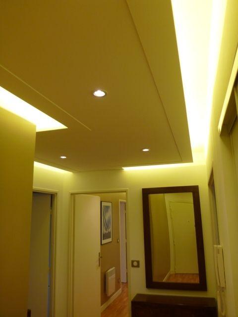 photos de faux plafond avec lumi re indirecte les groupes sur faux. Black Bedroom Furniture Sets. Home Design Ideas
