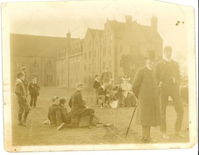 Ardingly College, earlier days