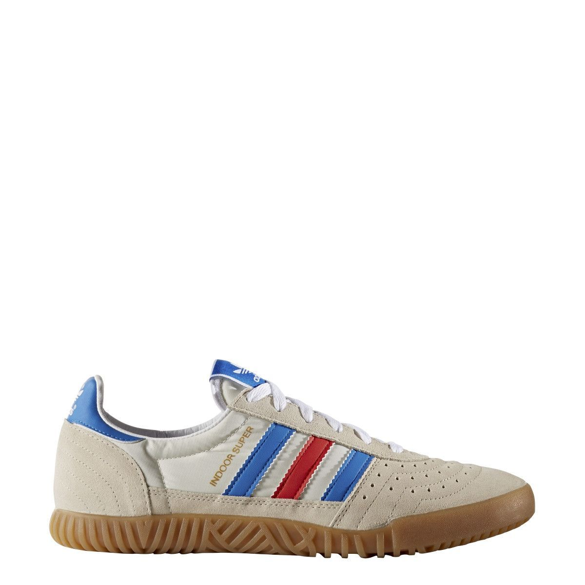 ADIDAS INDOOR SUPER SPZL MENS SNEAKERS