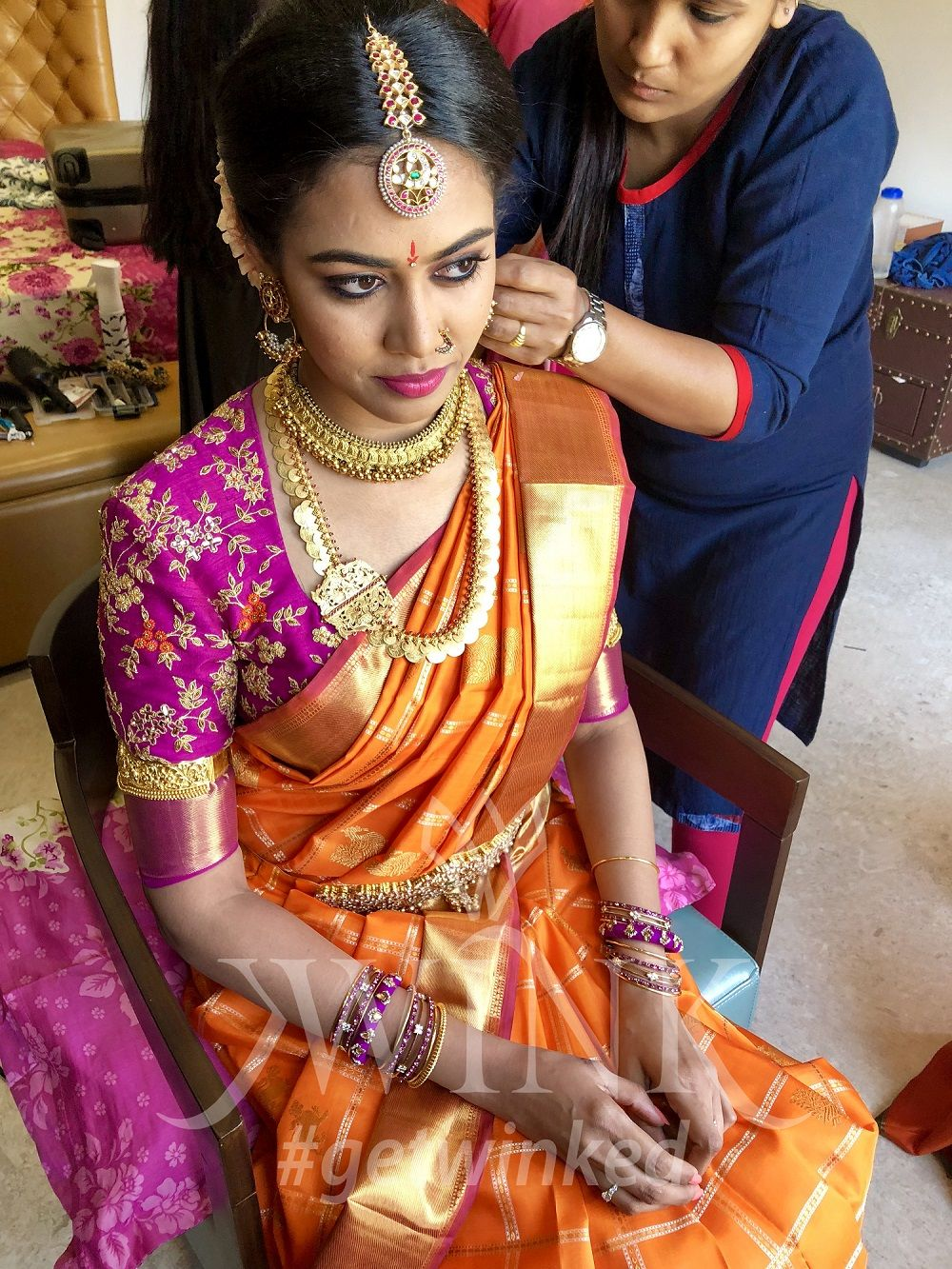 If you are looking for the best parlour for bridal makeup