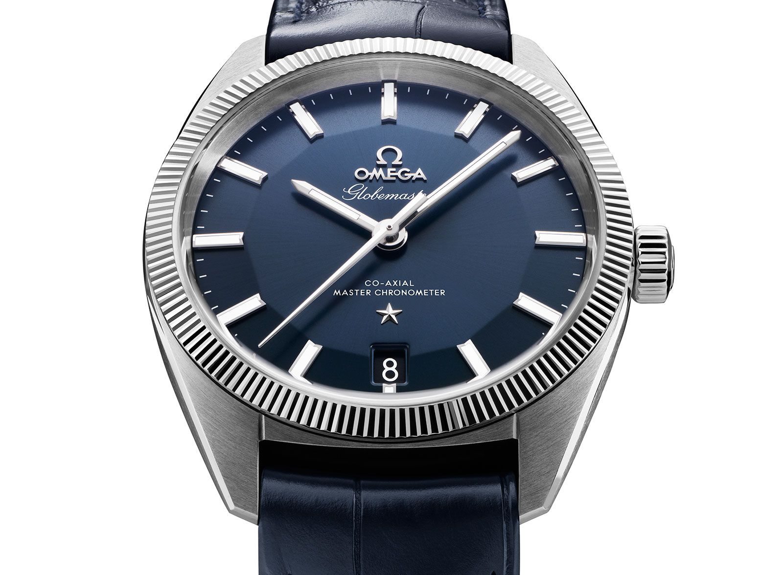 Watches by SJX: Introducing The Omega Globemaster, A Modern