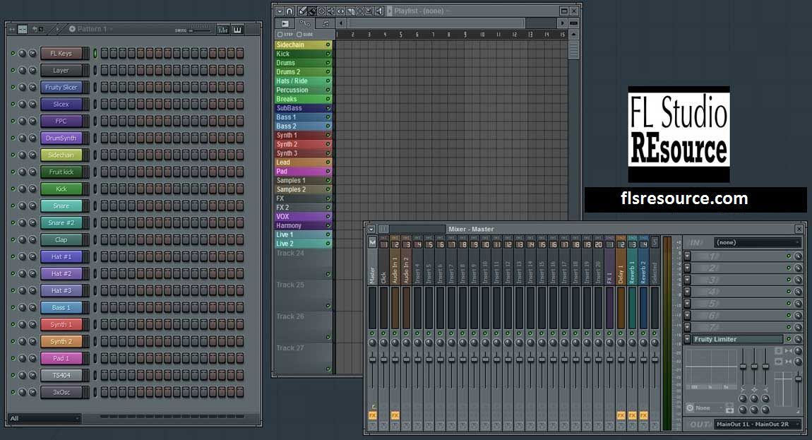 Getting Organized With Fl Studio Templates Labels Tutorial Keeping Your Fl Studio Projects Organized Can Help You Focus On The Really Important Stuff Like Ac