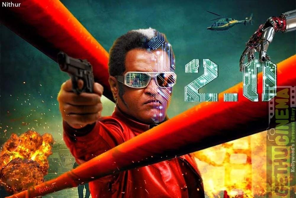 2 0 Aka Enthiran 2 Tamil Movie Unseen Hd Fan Made Posters Video Hollywood Photo Tamil Movies