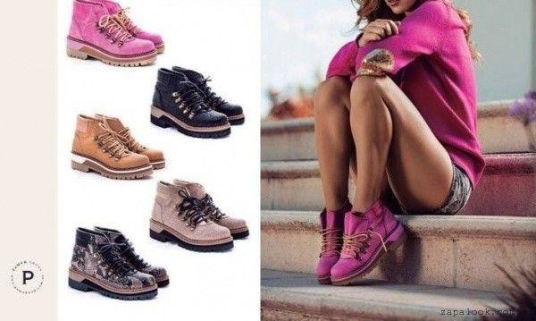 Pamuk \u2013 zapatos y botinetas otoño invierno 2016