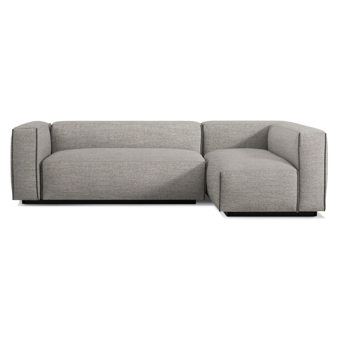Cleon Small Sectional Sofa With Images Modern Sofa Sectional Small Sectional Sofa Modular Sectional Sofa