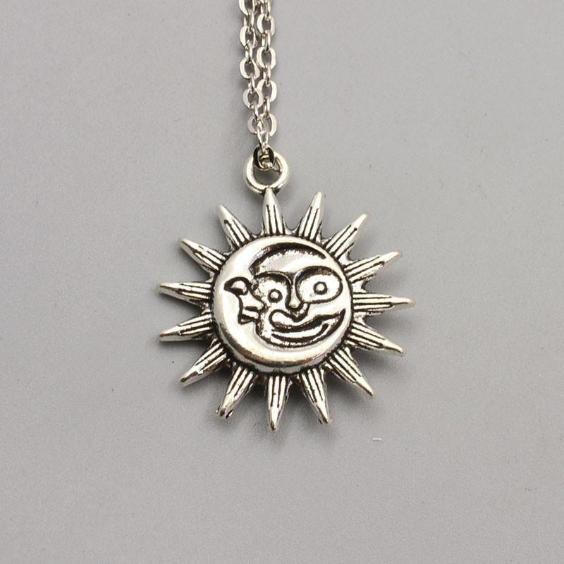 Symbolic Pendant Necklaces