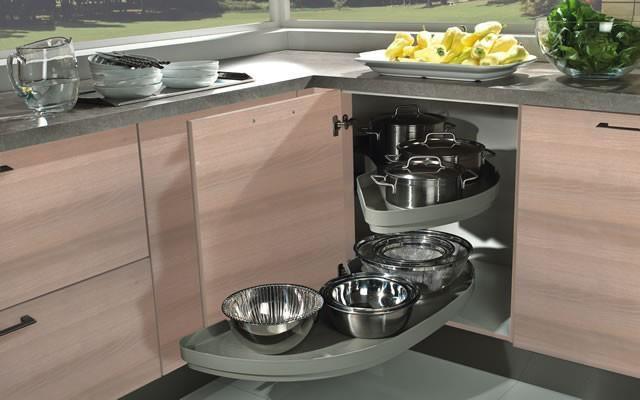Kitchen Organization Ideas Pots And Pans Corner Cabinets