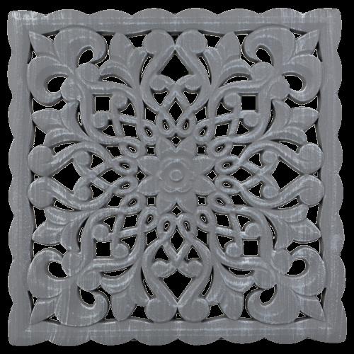 Eur 4 95 deco scherm ornament hout div for Vensterbank decoratie hout