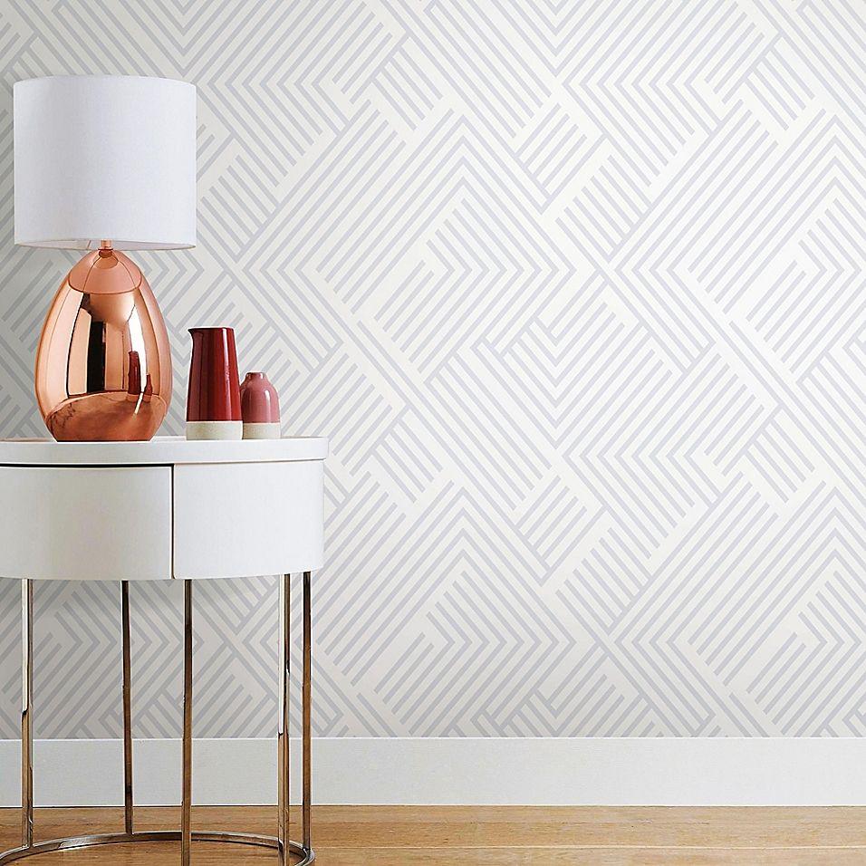 Roommates Perplexing Peel Stick Wallpaper Bed Bath Beyond Peel And Stick Wallpaper Wallpaper Roll Embossed Wallpaper