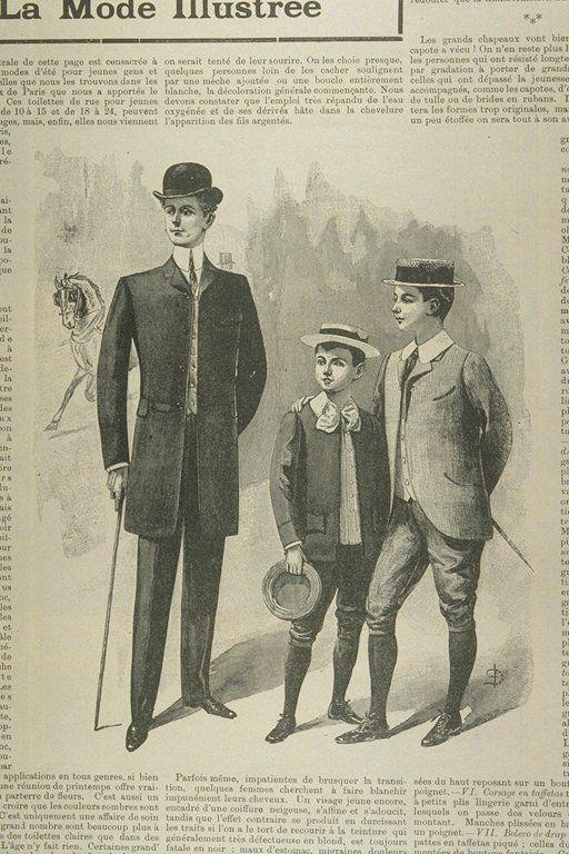 vetement homme 1870