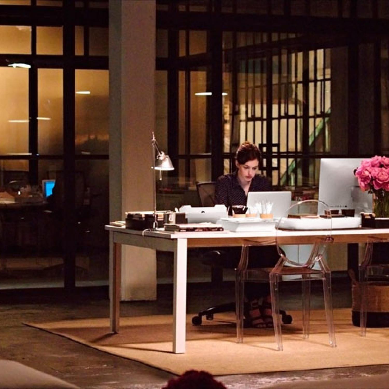 Anne Hathaway Robert De Niro Movie: Set Design: The Intern