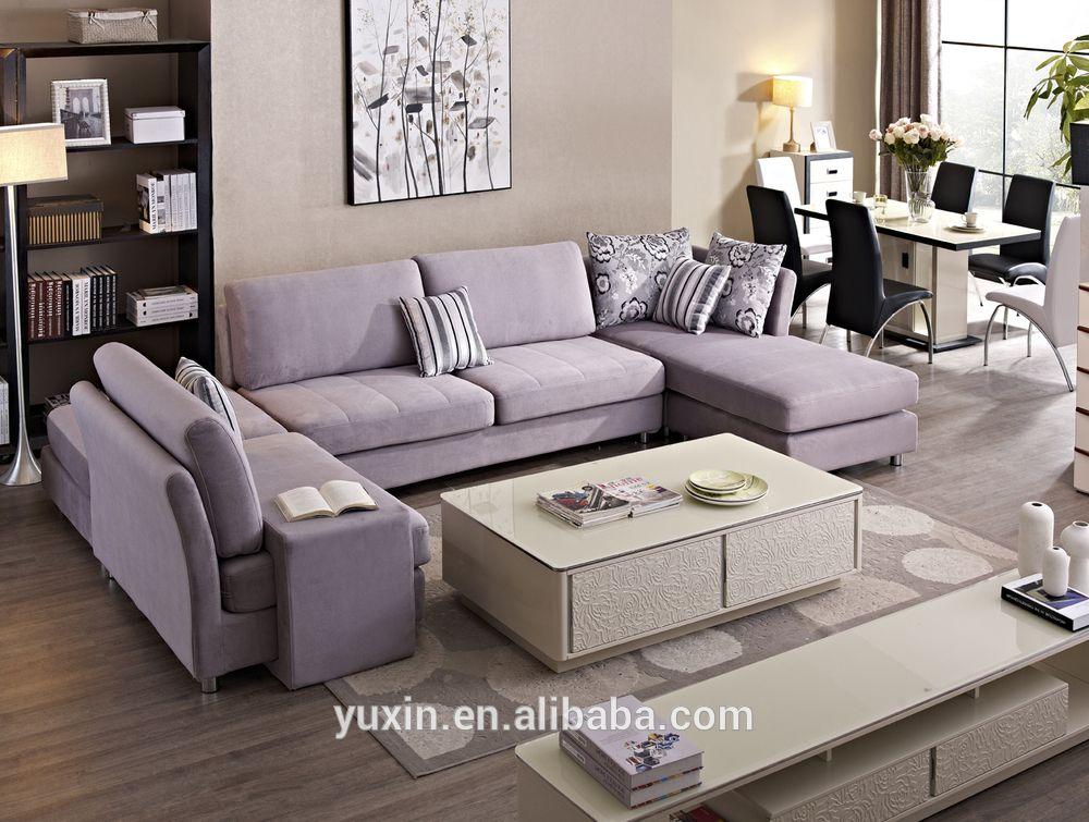 Saudi Arabia Latest Modern Sofa Design Simple Sectional Sofa Living Room Leisure Fabric Sofa View Sofa Design Modern Sofa Designs Sectional Sofas Living Room
