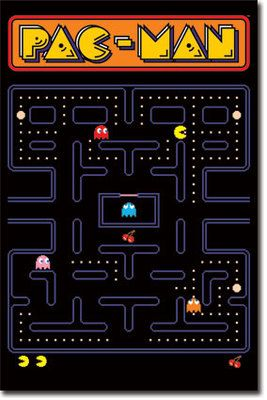 May 22 1980 Pac- Man (the best-selling arcade game of all