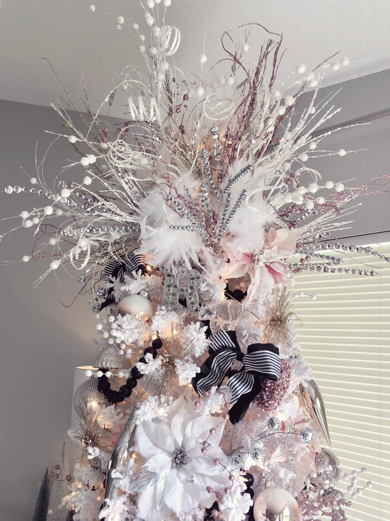 My Glam Christmas Tree Decor — Jackie Riley