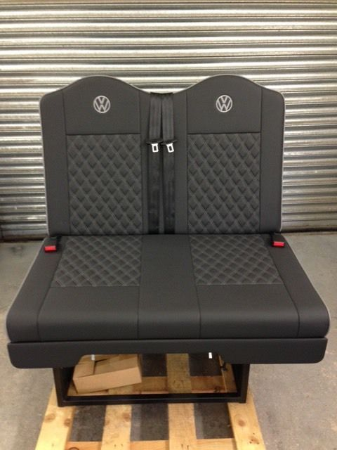 Vw Transporter T4 T5 Rock and Roll 3/4 bed seat self raising!!! Fits