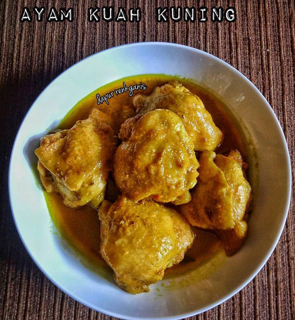 Resep Ayam Kuah Instagram Resep Ayam Resep Makanan Dan Minuman