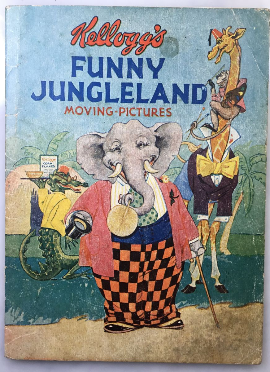 Funny Jungleland Funny, Cereal lover, Felix the cats