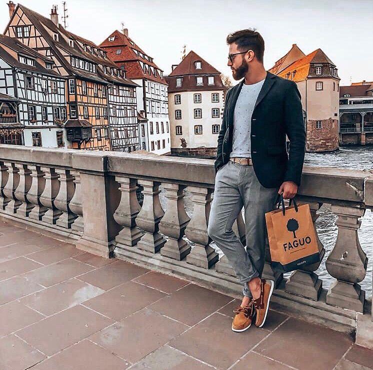 Découvrez le charmant Matteo ???? • Chic, tendance et voyageur