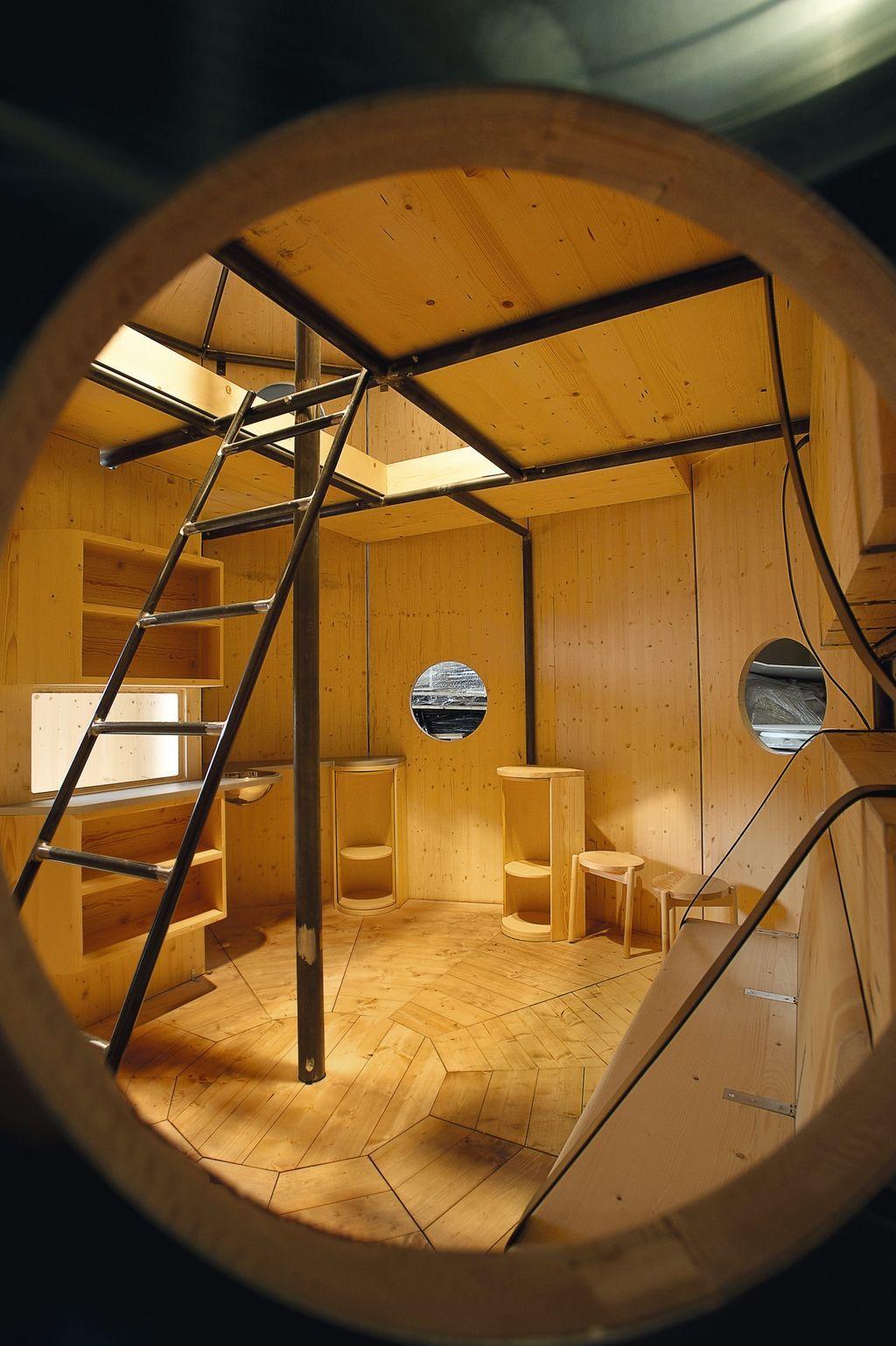 Epingle Sur Cabanes Modernistes