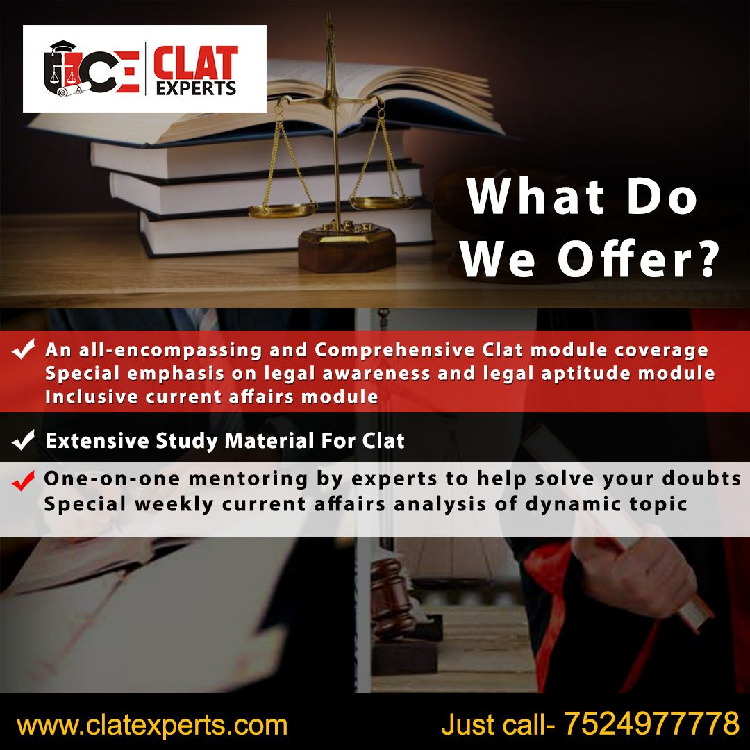 Clat Coaching In Lucknow Exam Preparation Study Materials Interactive Learning
