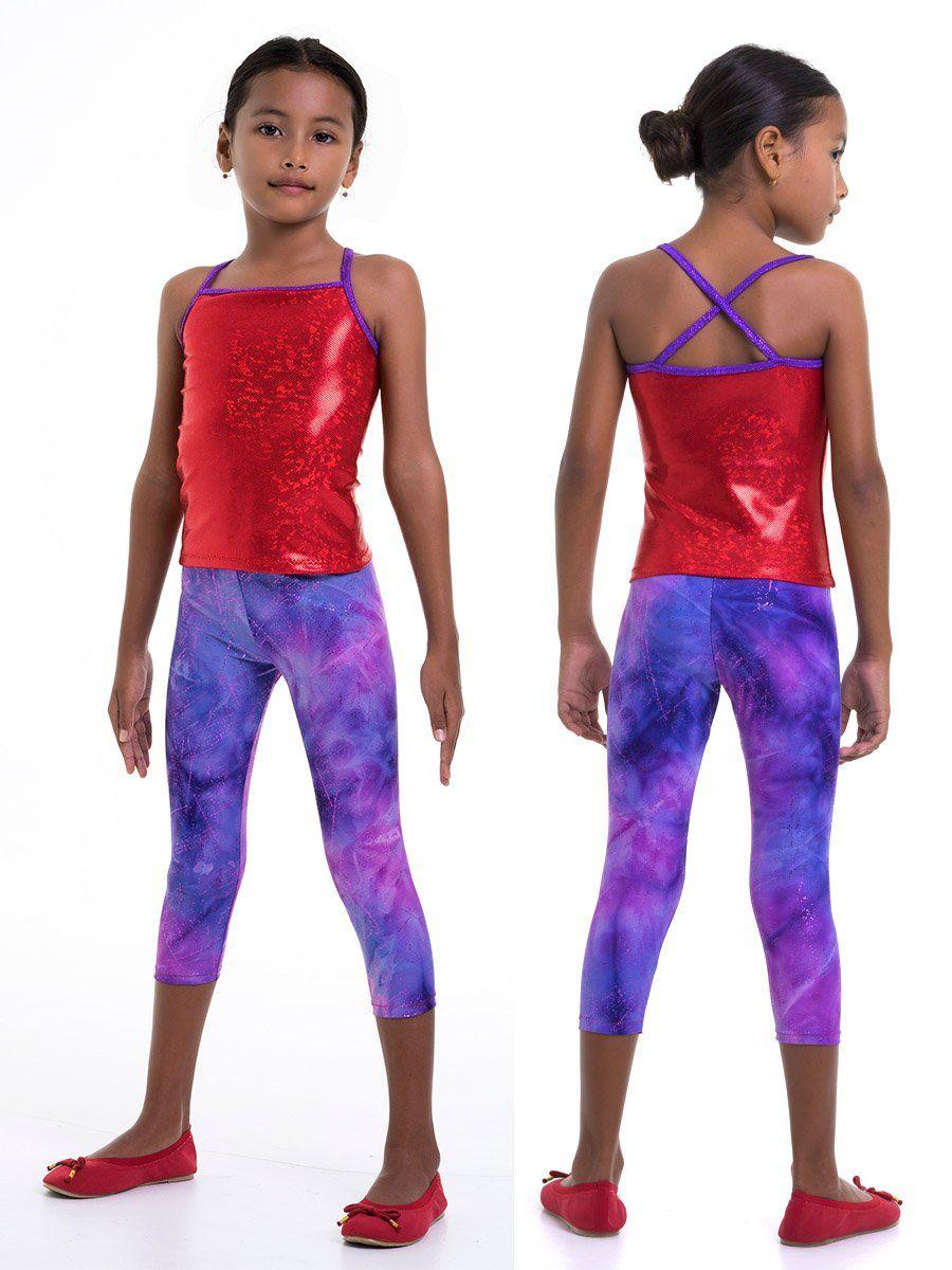 Dance Leggings Pattern - 2 Lengths 8f979940c
