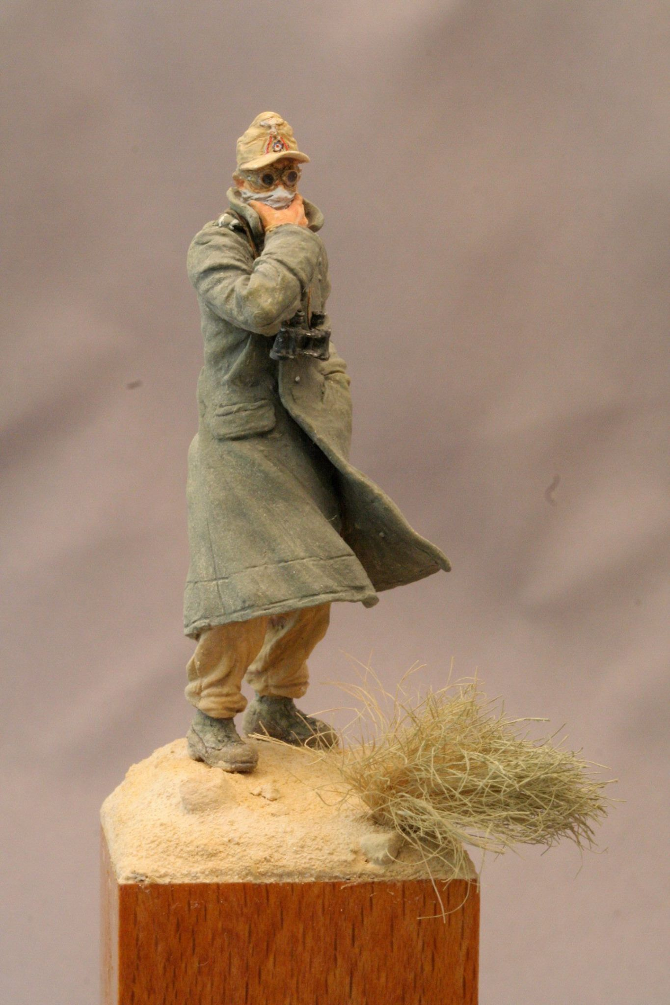 Figure Painting Models Model Dioramas Deserts Ww2 Scale Military Miniatures