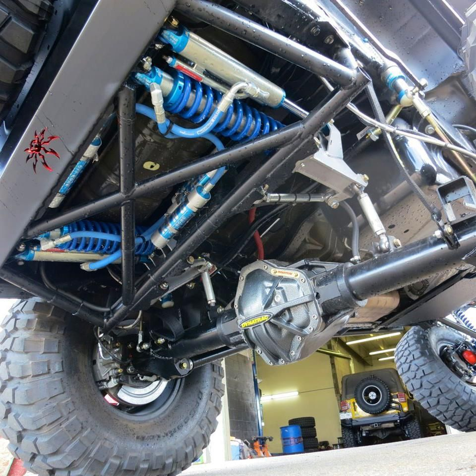 46 Best Images About Truck Suspension On Pinterest: Northridge4x4's Shark Tank Jeep JK: King Off-road