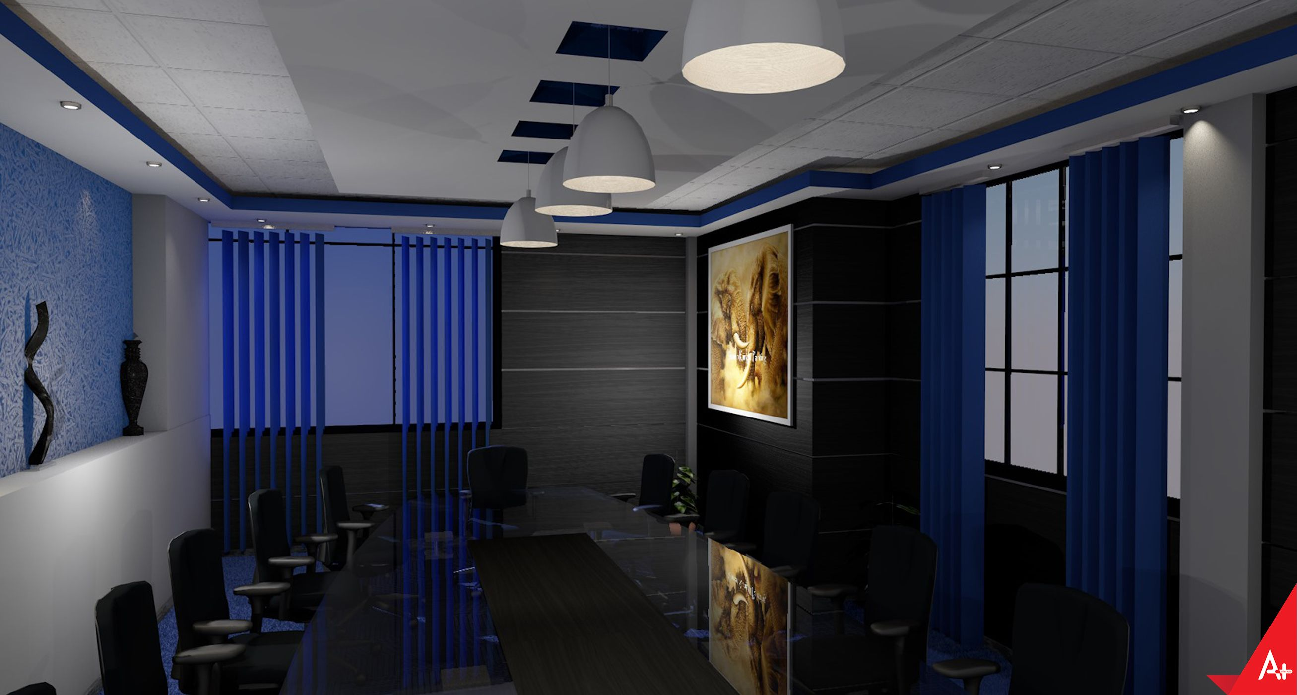 Superbe Corporate Design By Aplus Interiors Insightful Interior Solutions For The  Commercial Workplace.