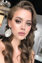 Photo of 30 Zauberhaftes Brautjungfern-Make-up für jede Frau  30 magical bridesmaid make…