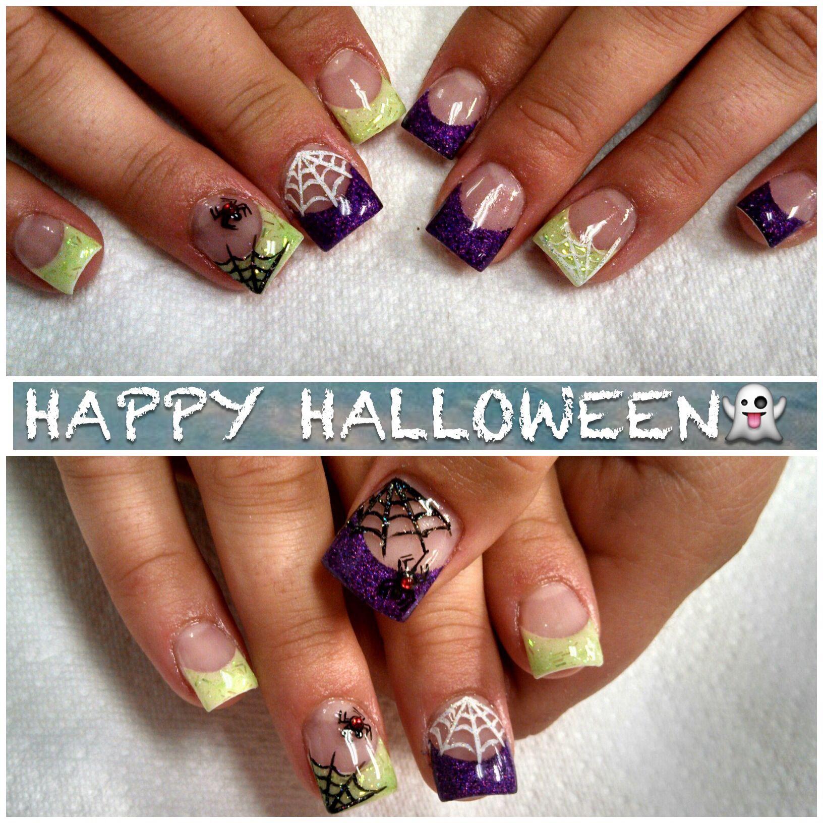 Halloween nails | Bunny nails, Festival nails, Fancy nails