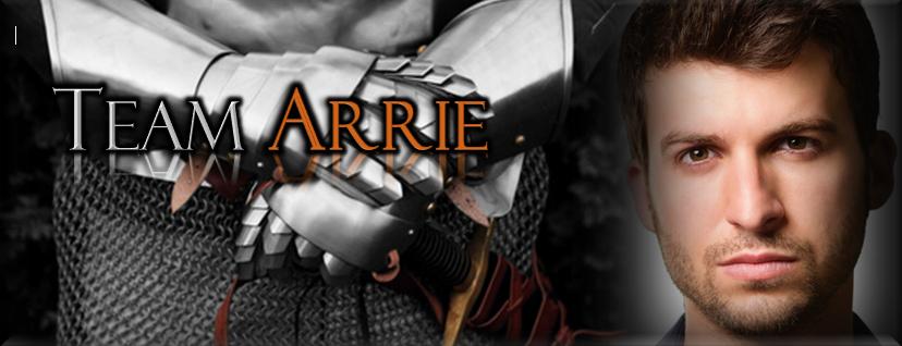 I'm on Team Arrie!