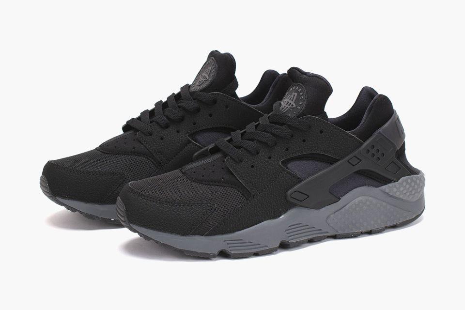 lowest price dbf0d 8f874 Nike Air Huarache BlackBlack-Dark Grey