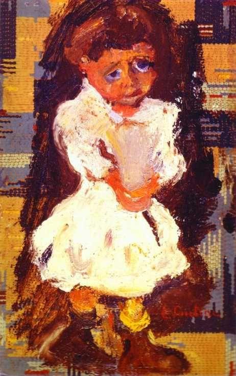 """Résultat de recherche d'images pour """"petite fille en bleu chaim soutine"""""""
