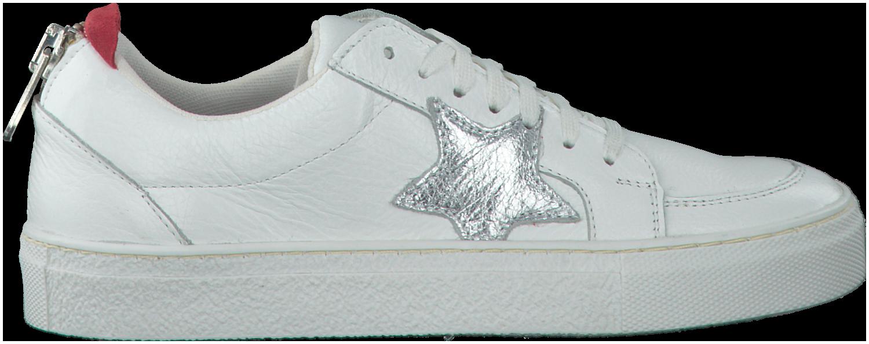 Star Sneakers Blanc Poelman uWnaMqw