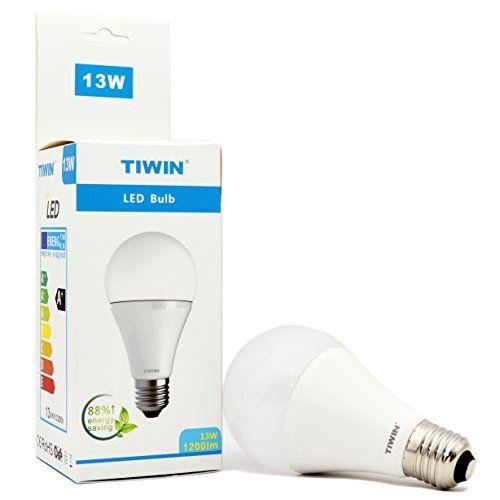 http://ift.tt/1YgtMkG NEUE Generation von CHIP Testsieger TIWIN E27 LED Birne Lampe Strahler KALTWEISS 13W /A /ersetzt 100W /1200  1400 Lumen /5700K /220 Grad /SMD 2835 @Compare Pricescicoli##