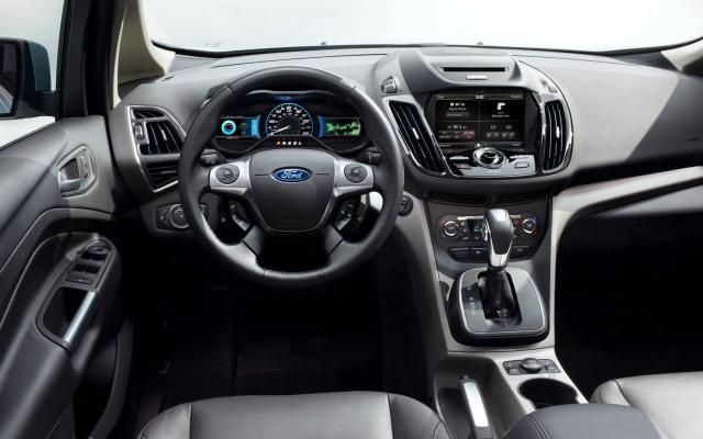 2017 Ford C Max Interior View
