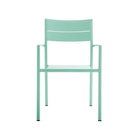 aluminium stoel Grace van MaxLuuk Nijhof Outdoor Furniture