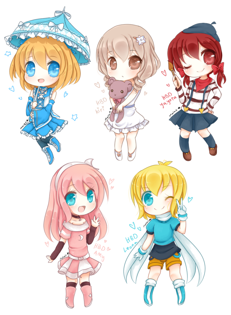 Cute [chibi] by Astariku on DeviantArt