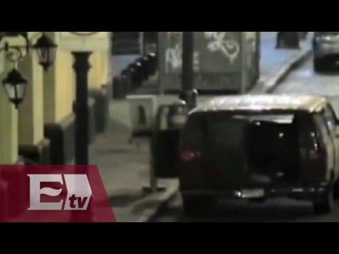 VIDEO: Cae banda dedicada al robo de negocios en el DF