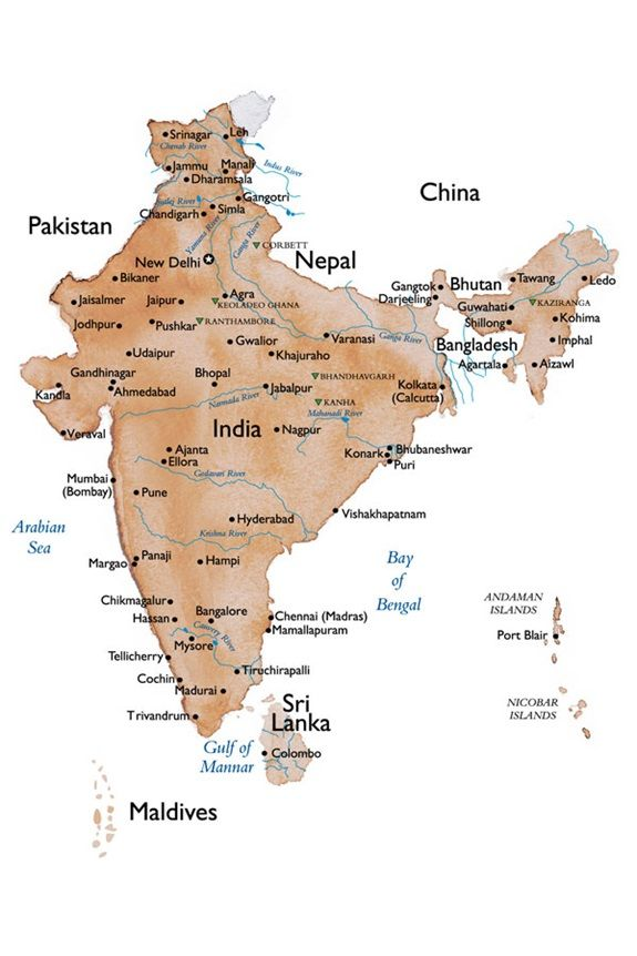 India Map India Map Travel