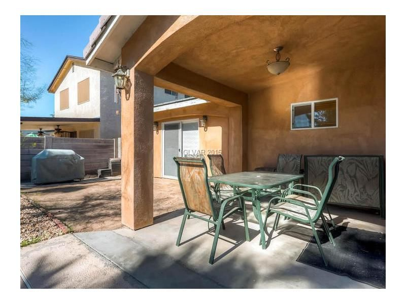 Gorgeous 1-story home on an amazing large lot, built in 2011. Covered patio & low maintenance backyard w/ a self-clean heated pool and spa, detached guest house (12x12) in the back w/ laminated wood...