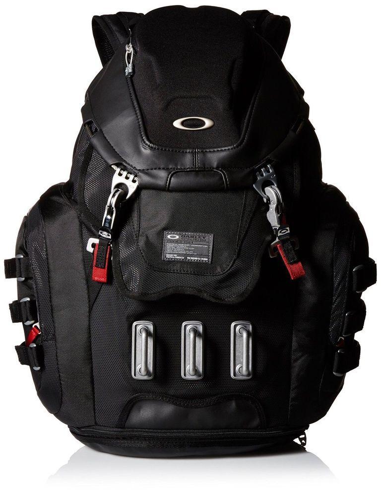 Oakley Kitchen Sink Backpack Black One Size Oakley 34l Capacity 92060a 001 Oakley Men Black Backpack Oakley