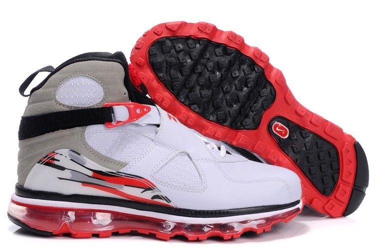 28c755f2b9d Nike Air Jordan goedkoop 8 Fusion Heren Schoenen wit rood zwart -  www.freeruninnl.com-Nike Air Jordan Fusion Mens 010-30