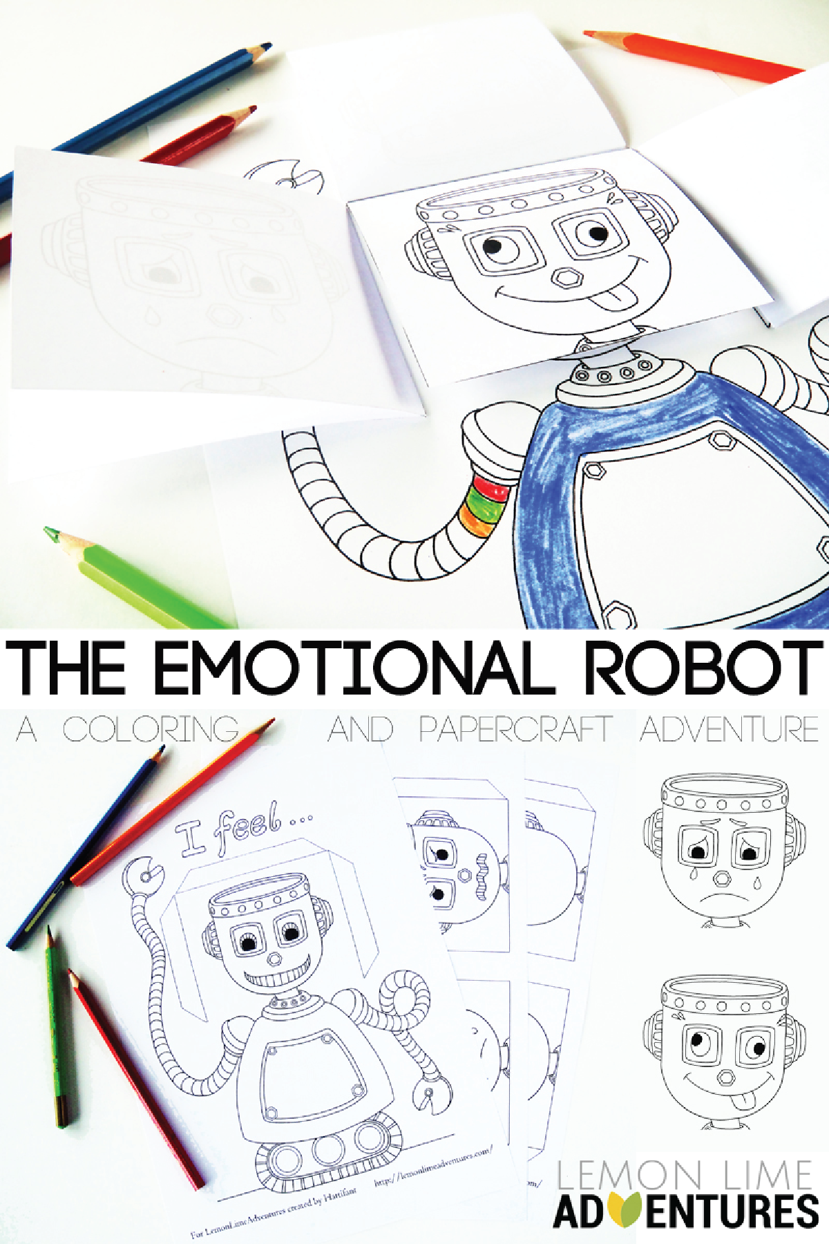 The Emotional Robot