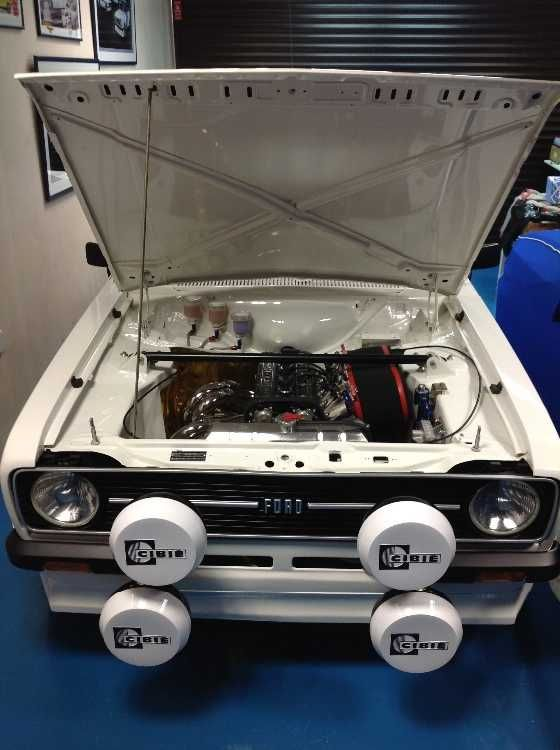 Pin Em Ford Escort Mk2