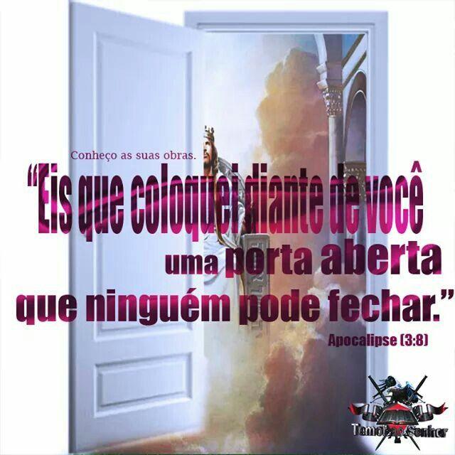 Apocalipse 3:8